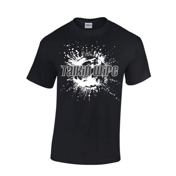"T-Shirt ""Talkin Wire - Splash"""